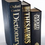 dictionaries and thesaurus