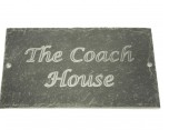 The Coach House sign, by Handmade in Cornwall, customers of HD Words