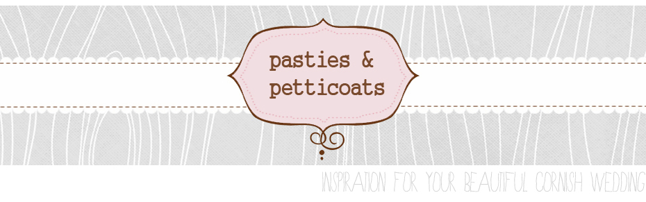 Writing for the Pasties and Petticoats Cornish Wedding blog