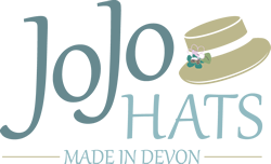 Logo for JoJo Hats of Devon