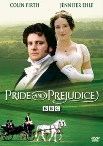 pride and prejudice BBC adaptation front cover